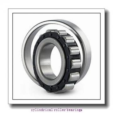 4.134 Inch | 105 Millimeter x 10.236 Inch | 260 Millimeter x 2.362 Inch | 60 Millimeter  CONSOLIDATED BEARING NJ-421 M C/3  Cylindrical Roller Bearings