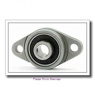 QM INDUSTRIES QMC13J065ST  Flange Block Bearings